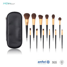12PCS OEM ODM Makeup Artist Brush Set For Eye Shadow